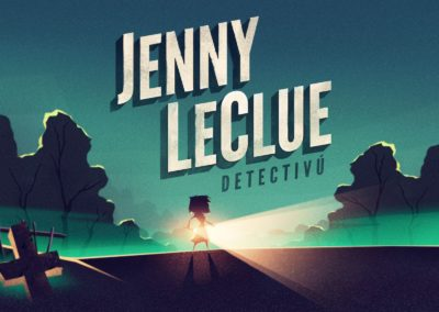 Jenny LeClue – Character Animation